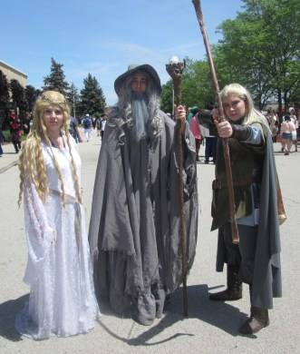 Lord Of The RIngs to the rescue!!