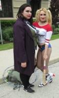 Harleyquinn and Joker!!