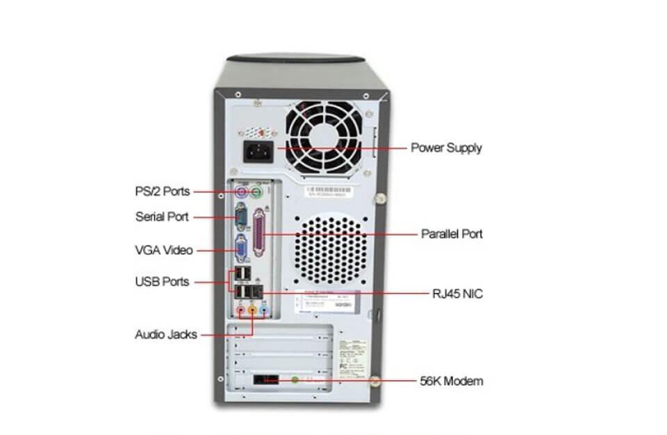 Computer connectors