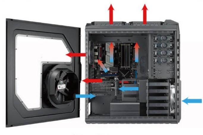 full tower cases