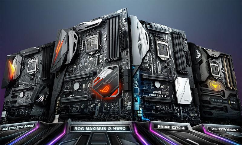 motherboard comparison