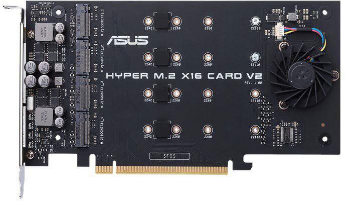 Hyper M.2 x16 v2