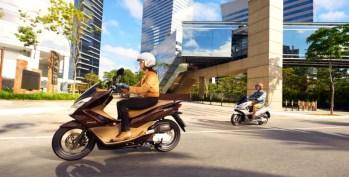 moto pcx honda 150cc