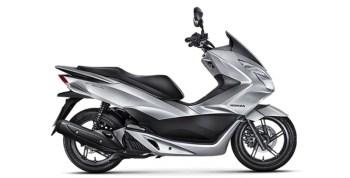 scooter honda pcx 150 preco cor prata consumo ficha tecnica fotos