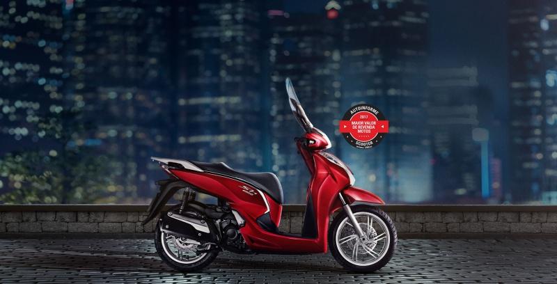 Scooter Honda Sh 300i Preço Consumo Fotos Ficha Técnica Etc