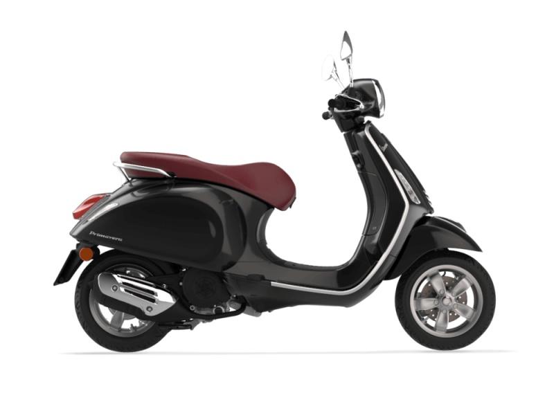 Scooter Vespa Primavera 125- Preço, Consumo, Fotos, Ficha Técnica etc.