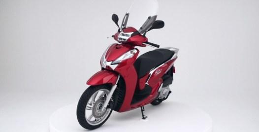 honda sh 300i scooter