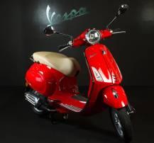 scooter vespa série histórica edição limitada