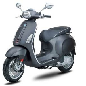 scooter vespa sprint