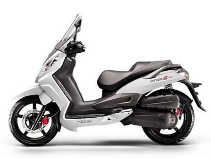 scooter dafra citycom s