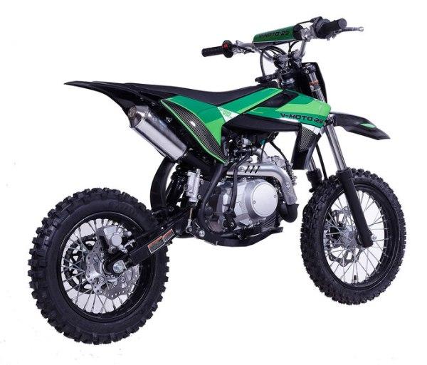 Vitacci Dirt Bikes V6  125cc