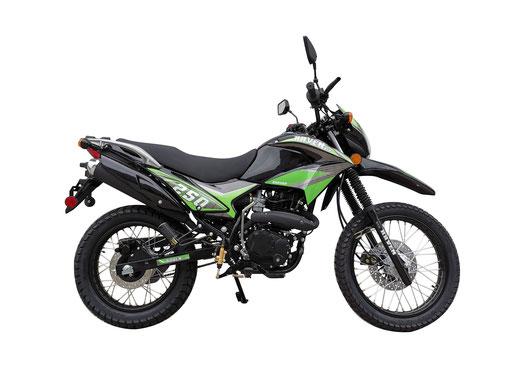 RAVEN BSR 250cc
