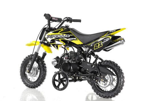 APOLLO DIRT BIKES DB25 70cc