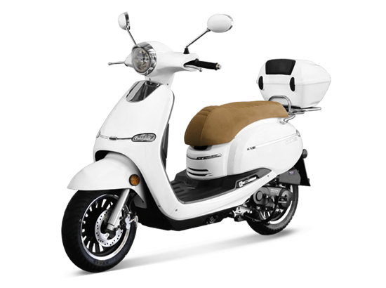 SOLANO 50 Scooter