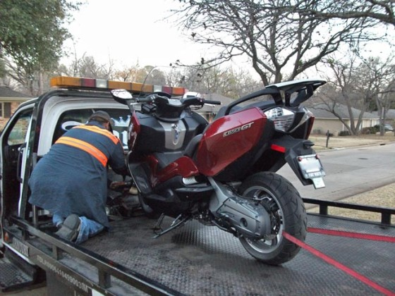 bmw-scooter-tow-truck