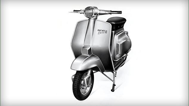 Ducati Brio
