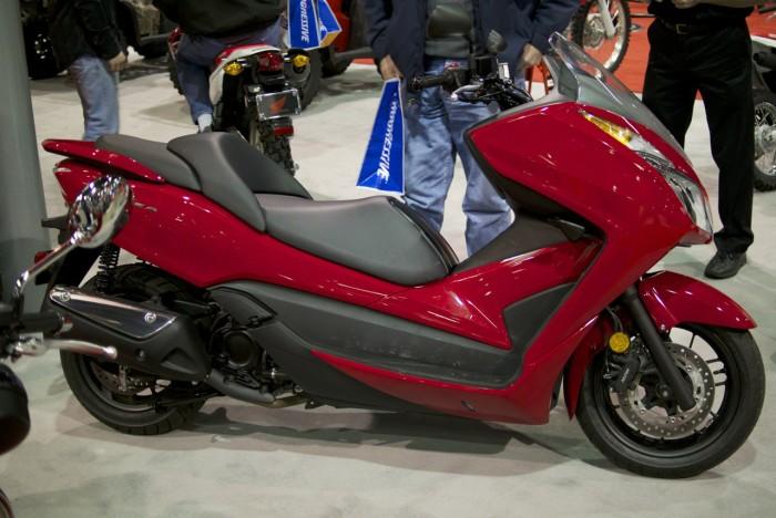 Honda Forza 300 - 13
