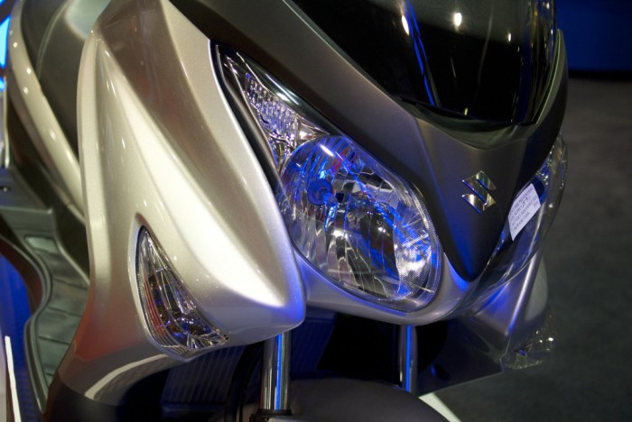 Suzuki Burgman 200 - 11
