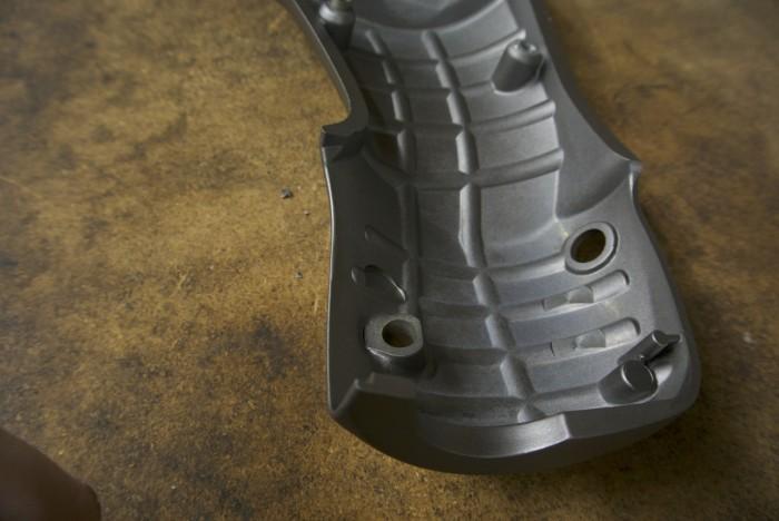 Vespa 946 Aluminum Parts - 4