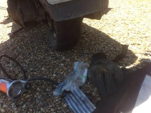 Tire plug? No problem!