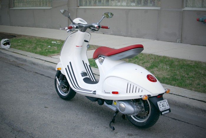 ScooterFile First Ride- 2014 Vespa 946 282