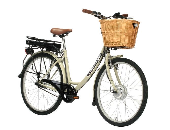 City-bike-styled ebike
