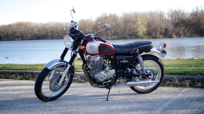 2016 Genuine Motorcycles G400C 58