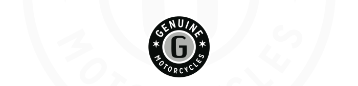 Genuine Motorcycles G400C