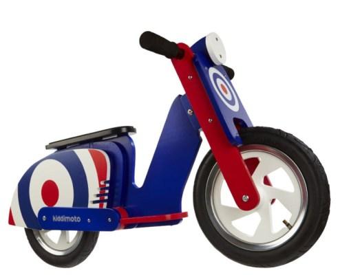 Kiddimoto Push Scooter Balance Bike
