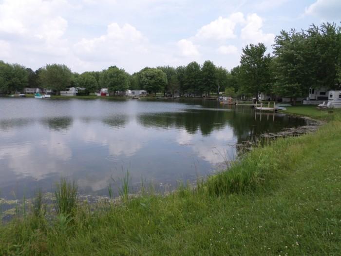 Lake Erie Loop - Clare-Mar Lakes Campground