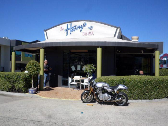 Harrys Diner