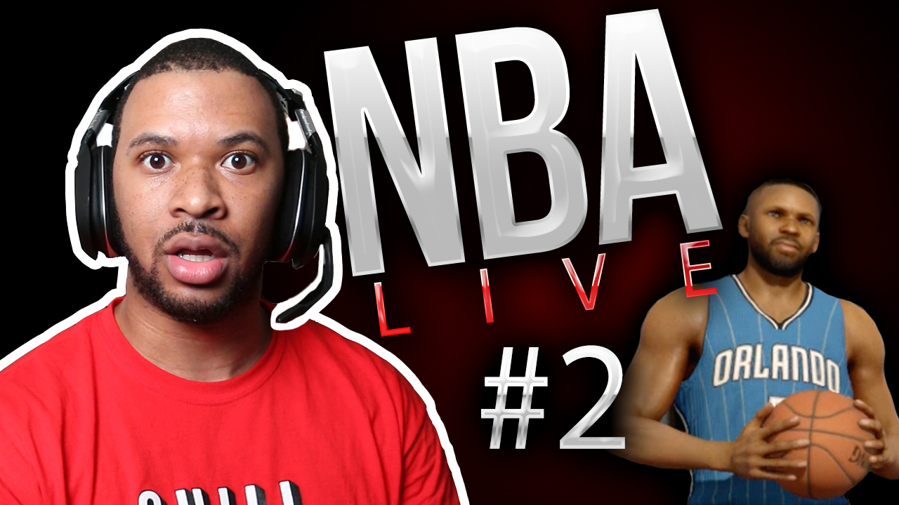 MAKE THE EXTRA PASS!!! [NBA LIVE #2] Thumbnail