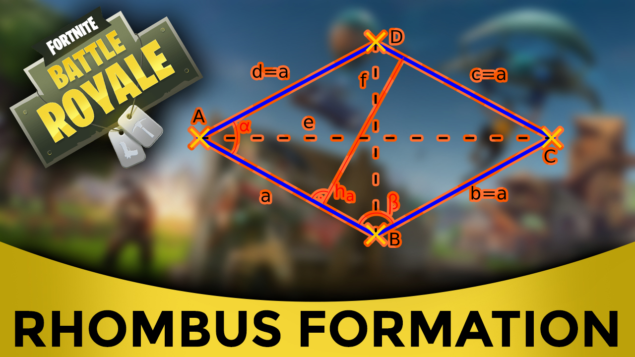 RHOMBUS FORMATION [FORTNITE #5] Thumbnail