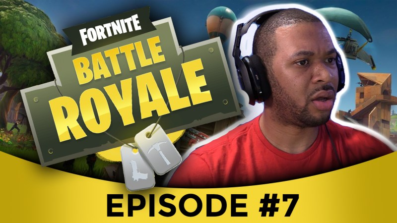 WE GOTTA STOP SINGING [FORTNITE #7] Thumbnail