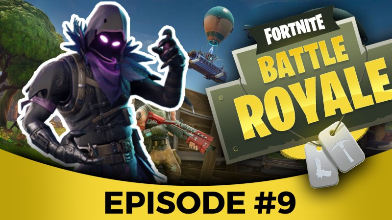 THE WIGGLE REGRET [FORTNITE #9]