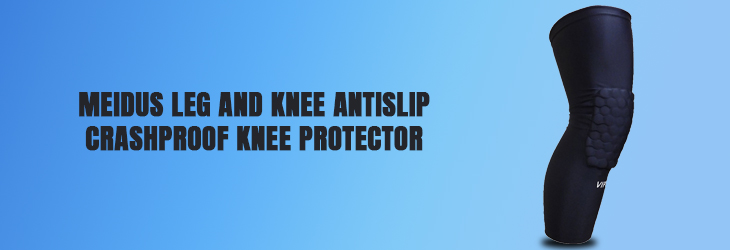 2.MEIDUS LEG AND KNEE ANTISLIP CRASHPROOF KNEE PROTECTOR