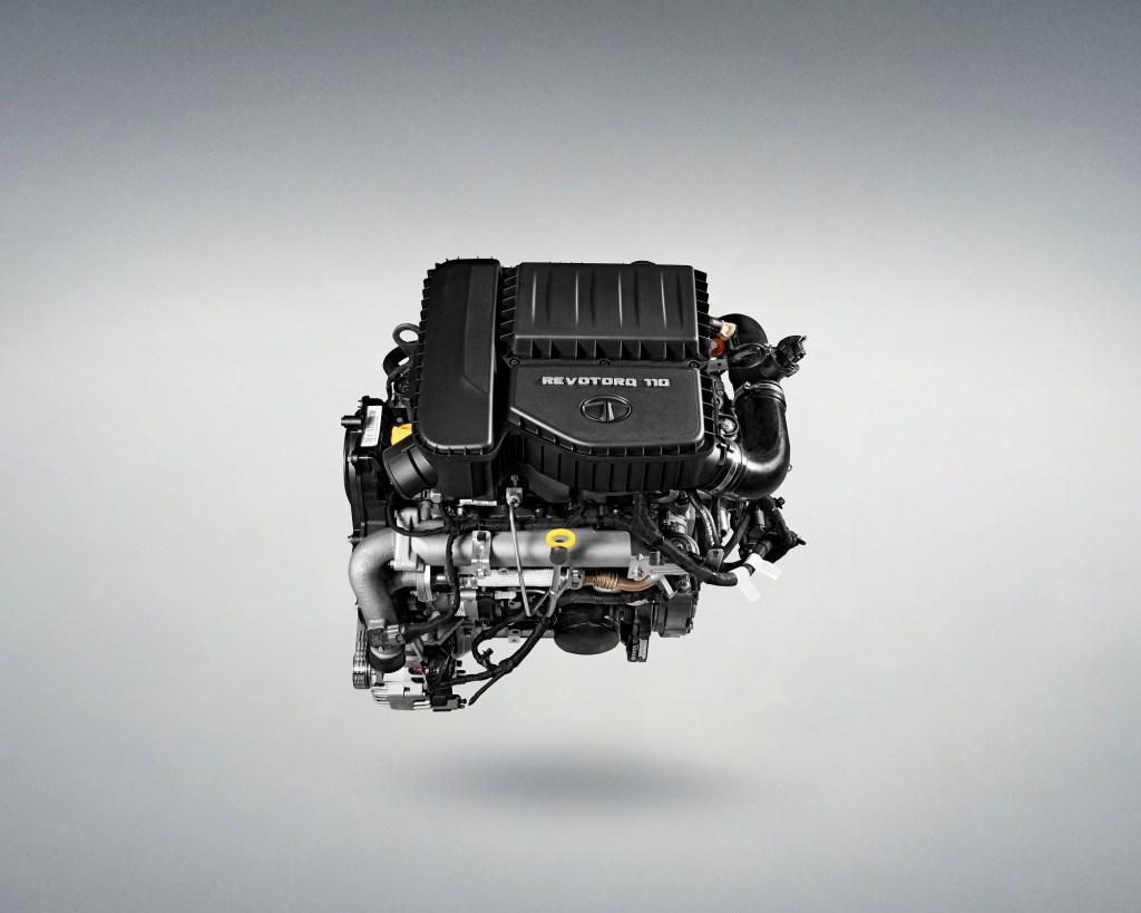 Feature 3 - REVOTORQ Diesel engine