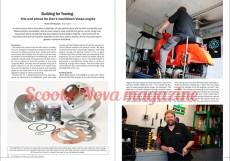 Vespa PX125 tuning