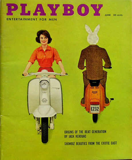 1950s Playboy