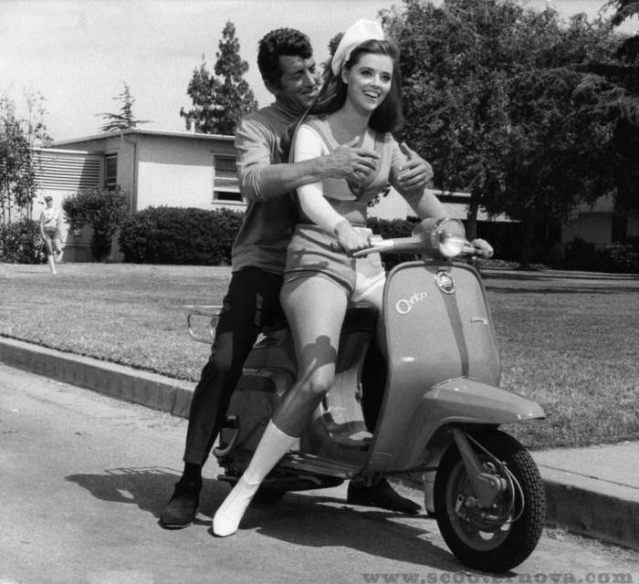 Dean Martin in The Ambushers, 1967.
