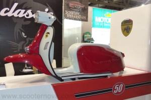 Scomadi TL50/125 bodywork