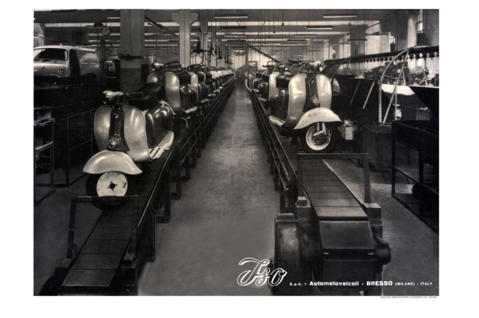 ISO Factory, Milano.