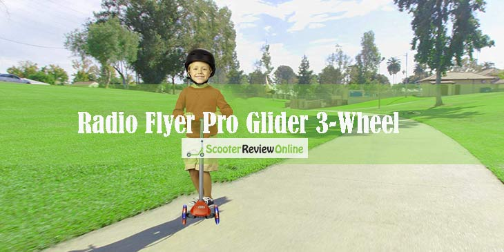 Radio Flyer Pro Glider 3-Wheel