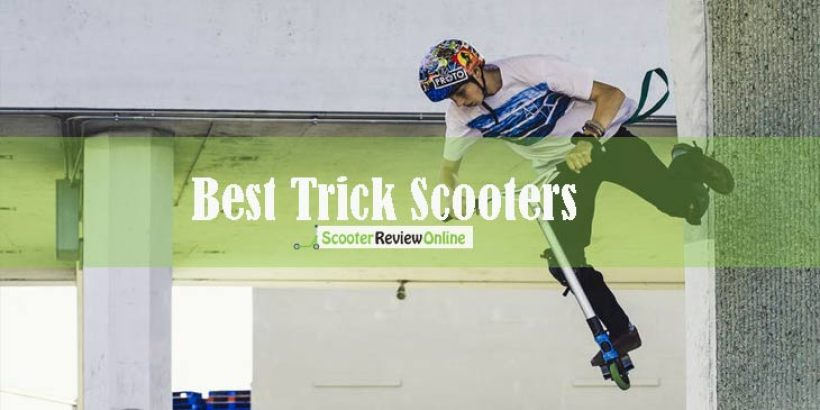 Best Trick Scooter