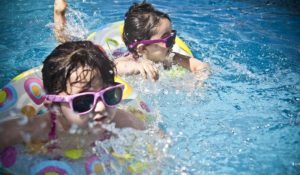 Swimming for Healthy Workout