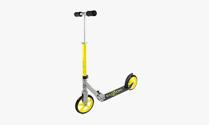 Fuzion Cityglide Adult Kick Scooter