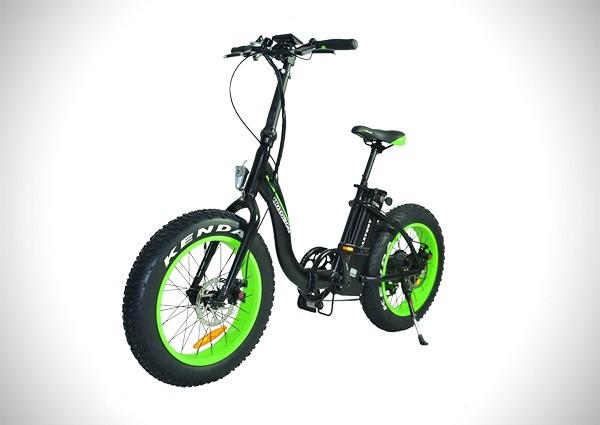 Addmotor Motan Electric Fat Tire 20Inch Bikes