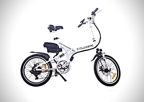 Cyclamatic CX4 Pro Foldaway Electric Bike