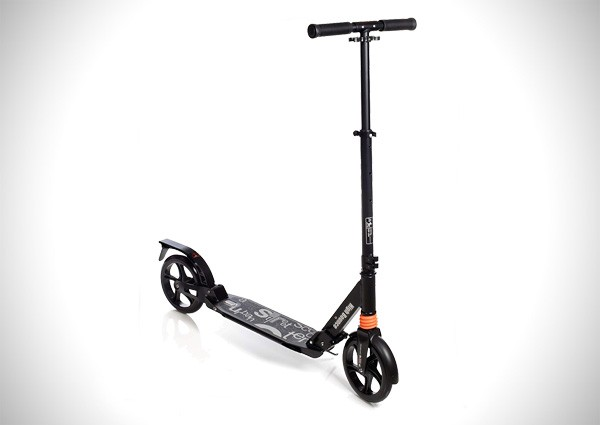 High Bounce Urban 7XL Deluxe Adjustable kick scooter