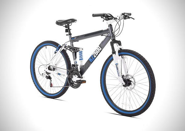 Kent Thruster KZ2600 Dual – Suspension Mountain Bike